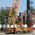 IHC Fundex F4200 (1998) буровая установка бу