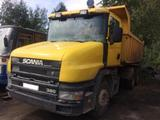 Самосвал Scania 114, 6х4, 2004 г.в., г/п 25 т